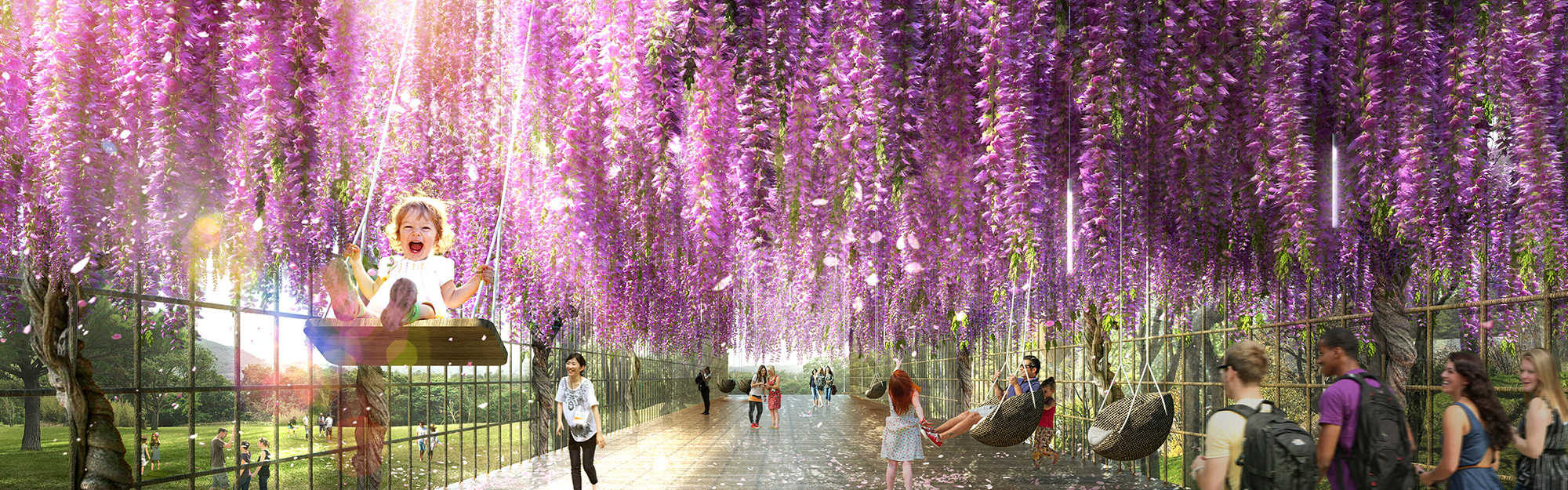 Daniel Valle - Mapo Garden - FLOWER garden