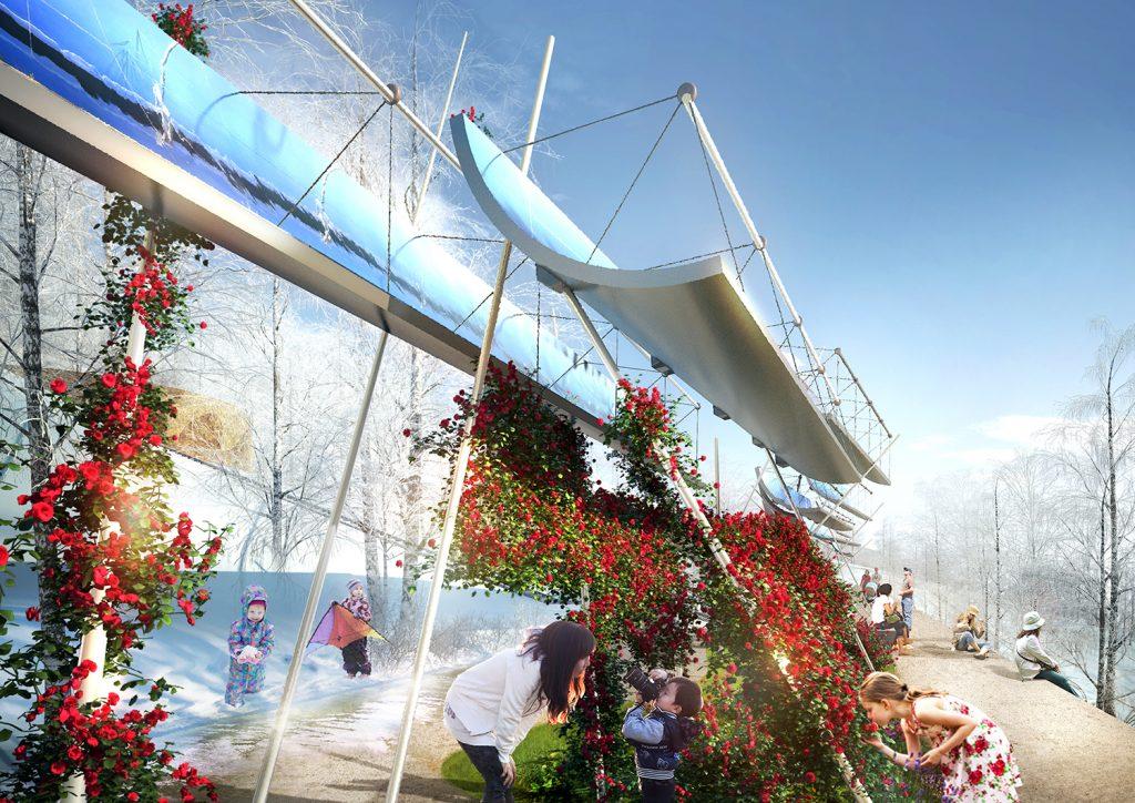 Daniel Valle - Mapo Garden - WARM garden