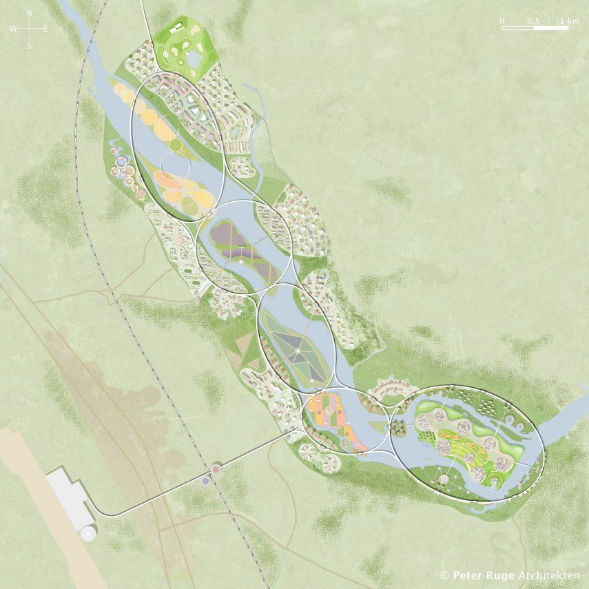 Green Health City - Peter Ruge Architekten