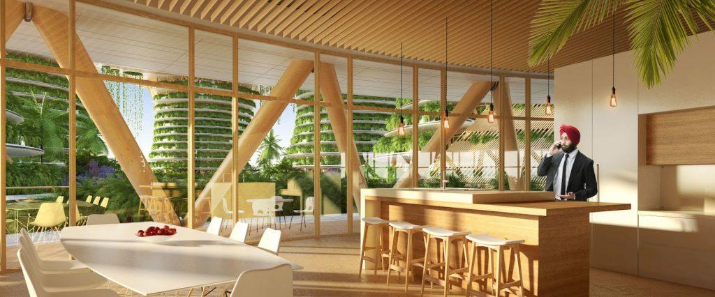 Hyperions |Vincent Callebaut Architectures