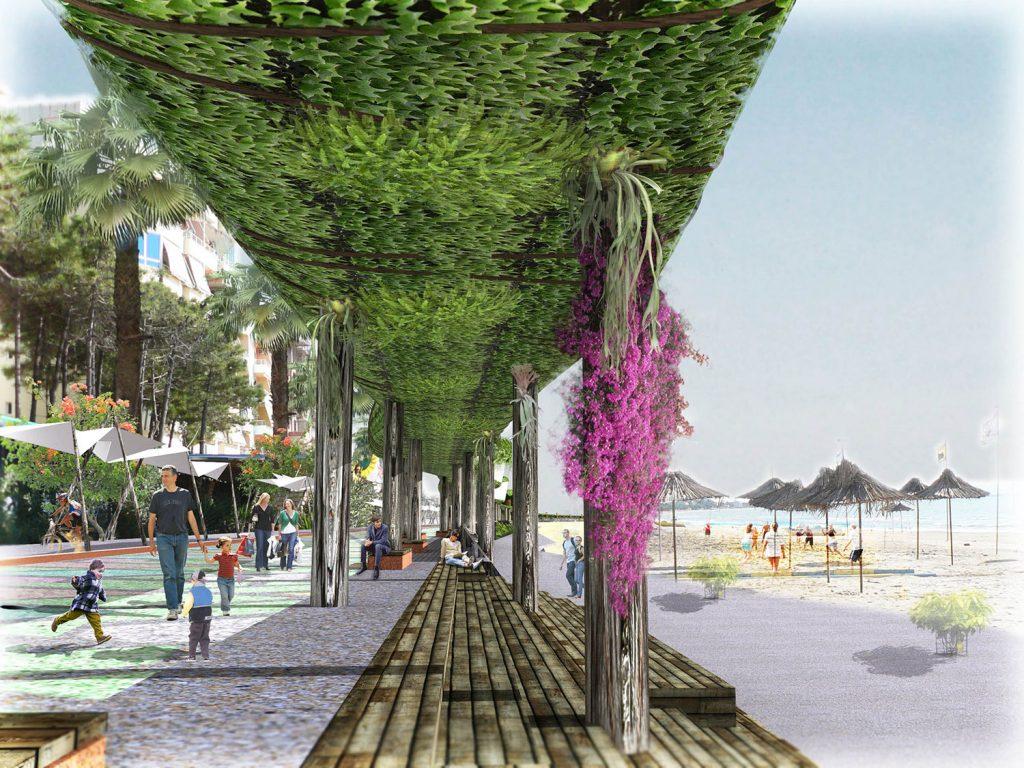 Waterfront Durres - Giovanni Lucentini