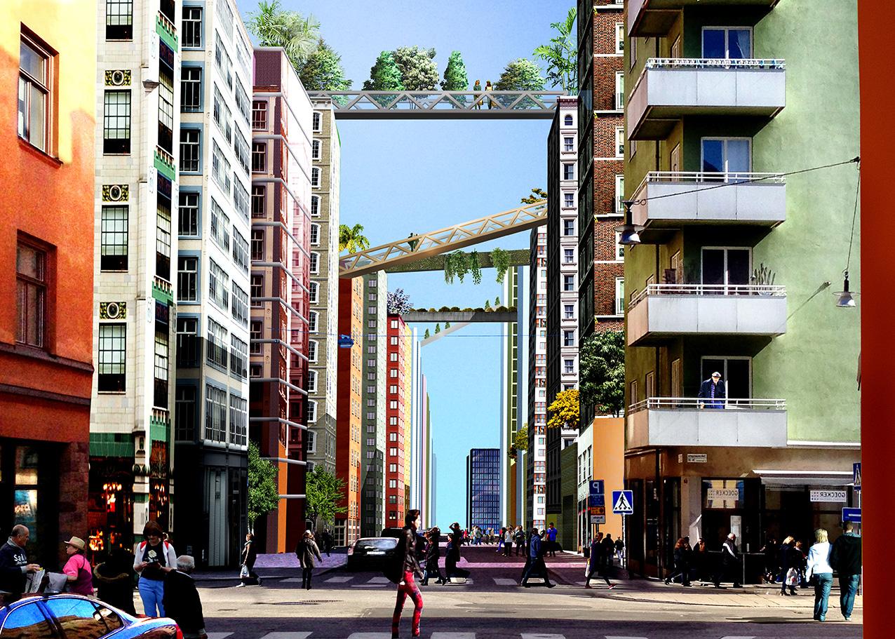 Anders Berensson Architects - Klarastaden