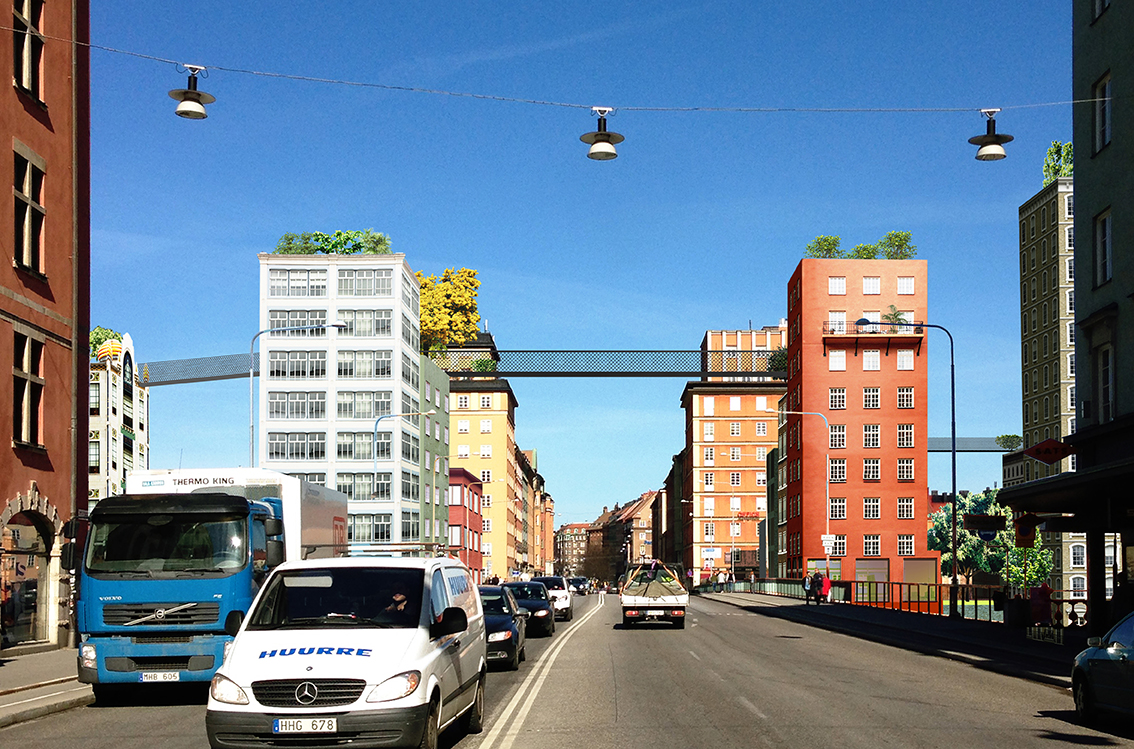 Klarastaden | Anders Berensson Architects