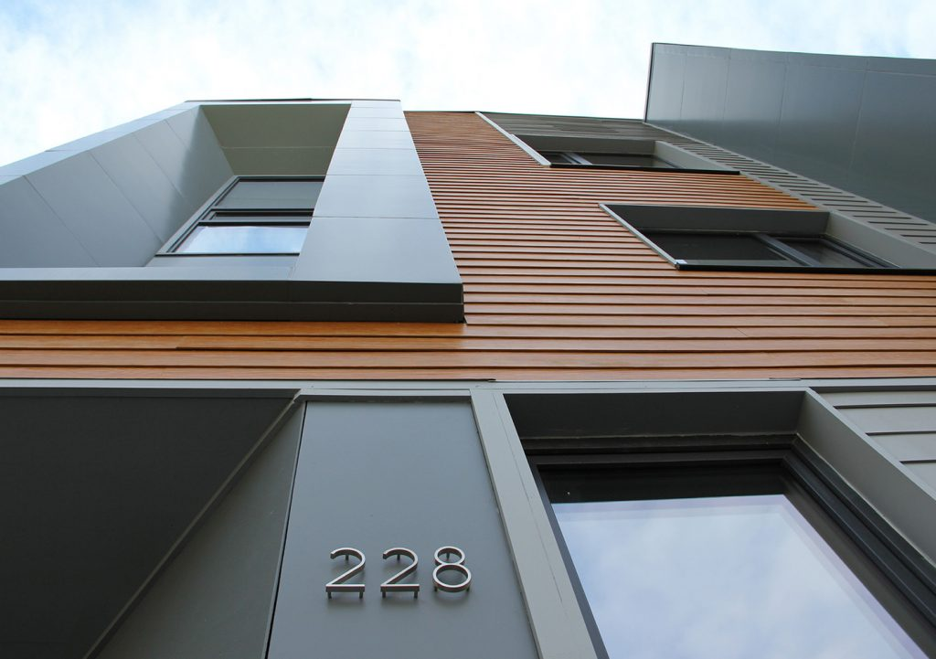 Interface Studio Architects - E+ // 226-232 Highland Street Townhouses